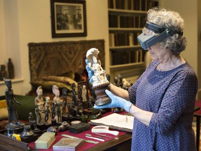 Conserving Freud's collection
