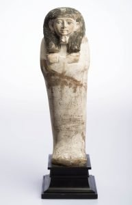 Shabti Figure of Senna, Egyptian, New Kingdom (18th Dynasty)