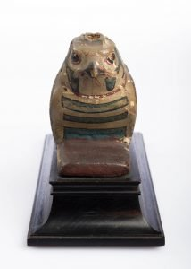 Mummified Falcon, Egyptian, Late Period