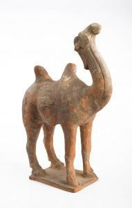 Camel, Chinese, Early Tang style (20th century forgery)
