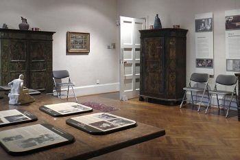 Dinning Room Private Functions Freud Museum London