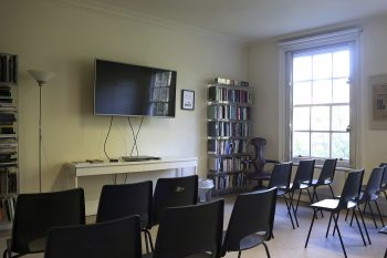 Meetings and Away Days. Private Hire Meeting Room Freud Museum London