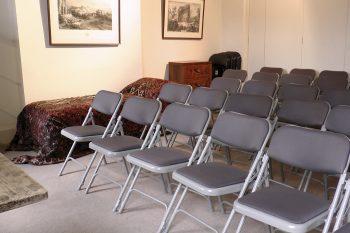 Private Hire Video Room Talks Seminars Freud Museum London