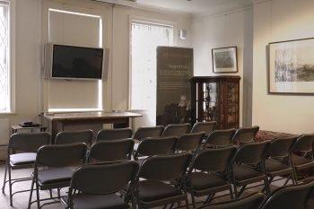 Private Hire Talks Seminars Freud Museum London