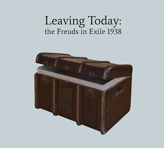 Leaving today: Freuds in Exile