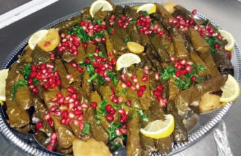 syrian delights, deborah koder