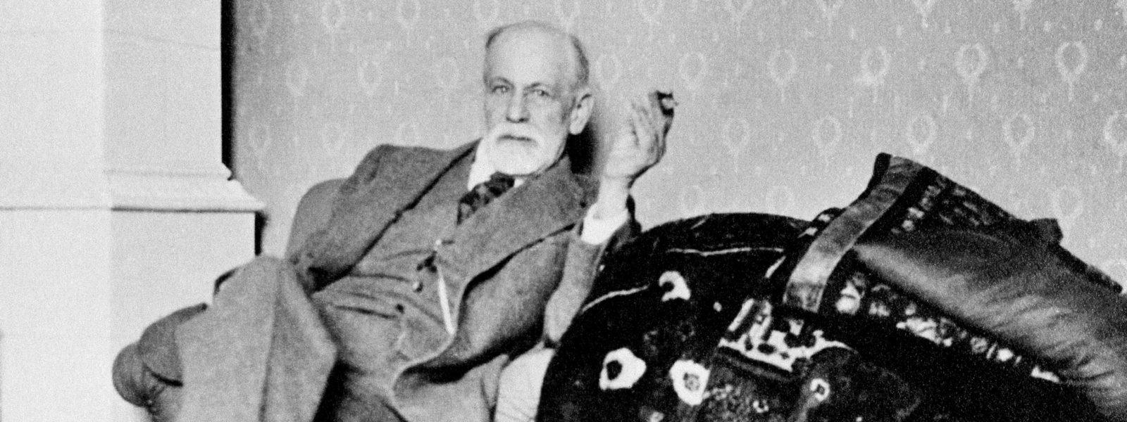 Sigmund Freud, 1933