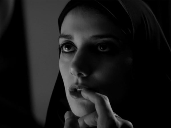 A Girl Walks Home Alone At Night. (2015)