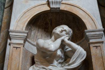 Lacan on Feminine Jouissance, Mary Magdalene, Bernini