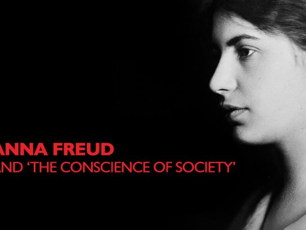 Anna Freud and the Conscience of Society