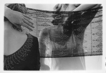Francesca Woodman Untitled, New York, 1979-80 Gelatin silver estate print 20.3 x 25.4 cm 8 x 10 in © Charles Woodman / Estate of Francesca Woodman / Artists Rights Society and Victoria Miro, London/Venice