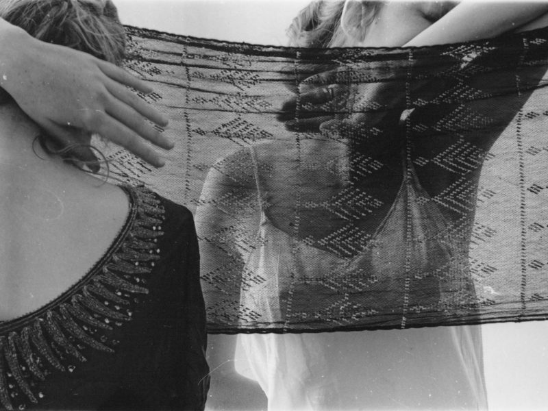 Francesca Woodman Untitled, New York, 1979-80 Gelatin silver estate print 20.3 x 25.4 cm 8 x 10 in © Charles Woodman / Estate of Francesca Woodman / Artists Rights Society and Victoria Miro, London/Venice