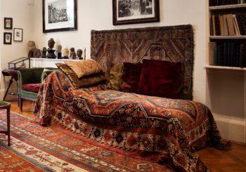 Sigmund Freud's Psychoanalytic Couch
