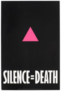 ACT UP Silence = death