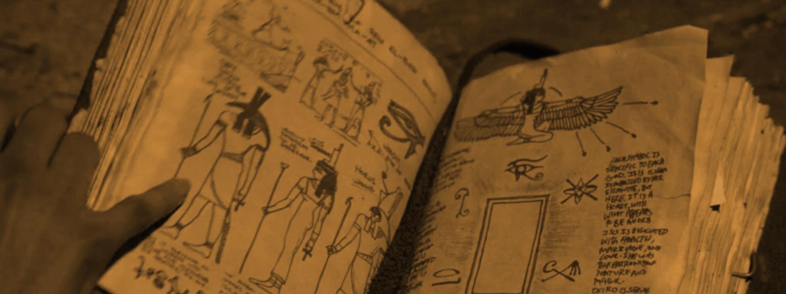 egyptian dream book workshop