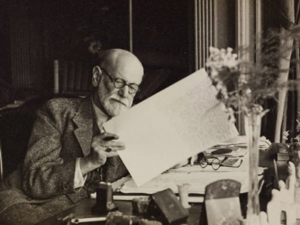 Freud Society and Structure of the Psyche