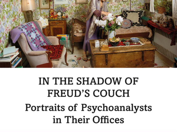 In the Shadow of Freud's couch, Mark Gerald book cover