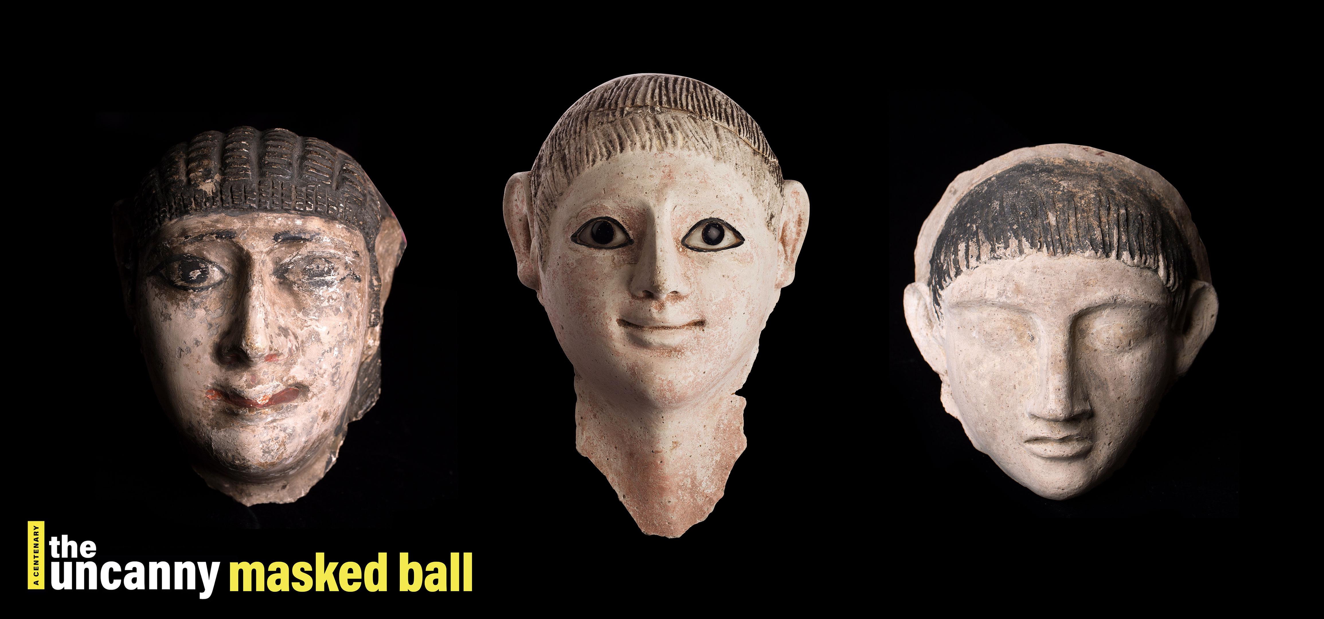 uncanny masked ball