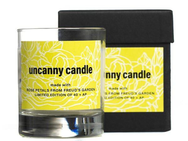 Uncanny Candle - lili Spain