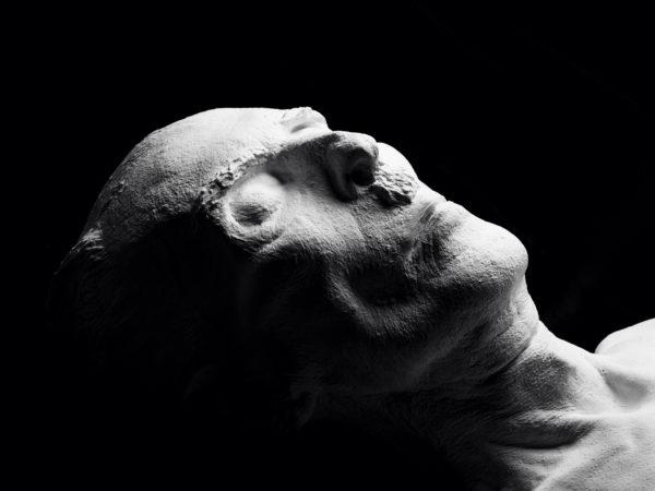 Funerary Masks and Death Masks, Nick Reynolds