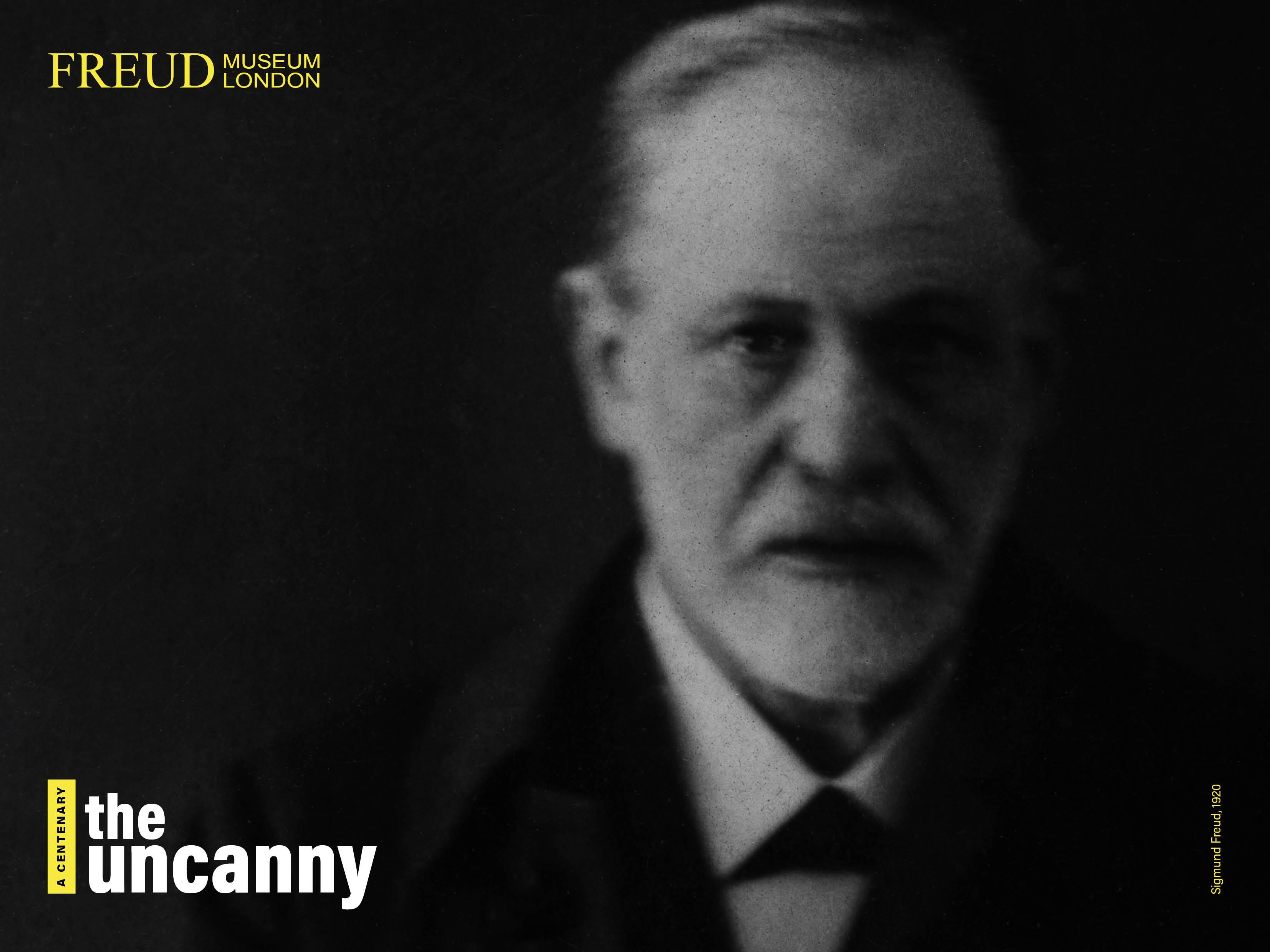 The Uncanny A Centenary Exhibition