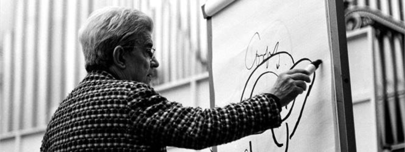 Jacques Lacan teaching -Psychoanalysis After Freud: Jacques Lacan