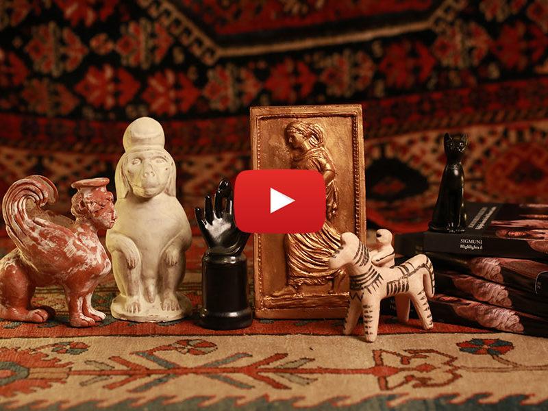 Spark Your Curiosity - Chrismtas Freud Museum Shop Ad