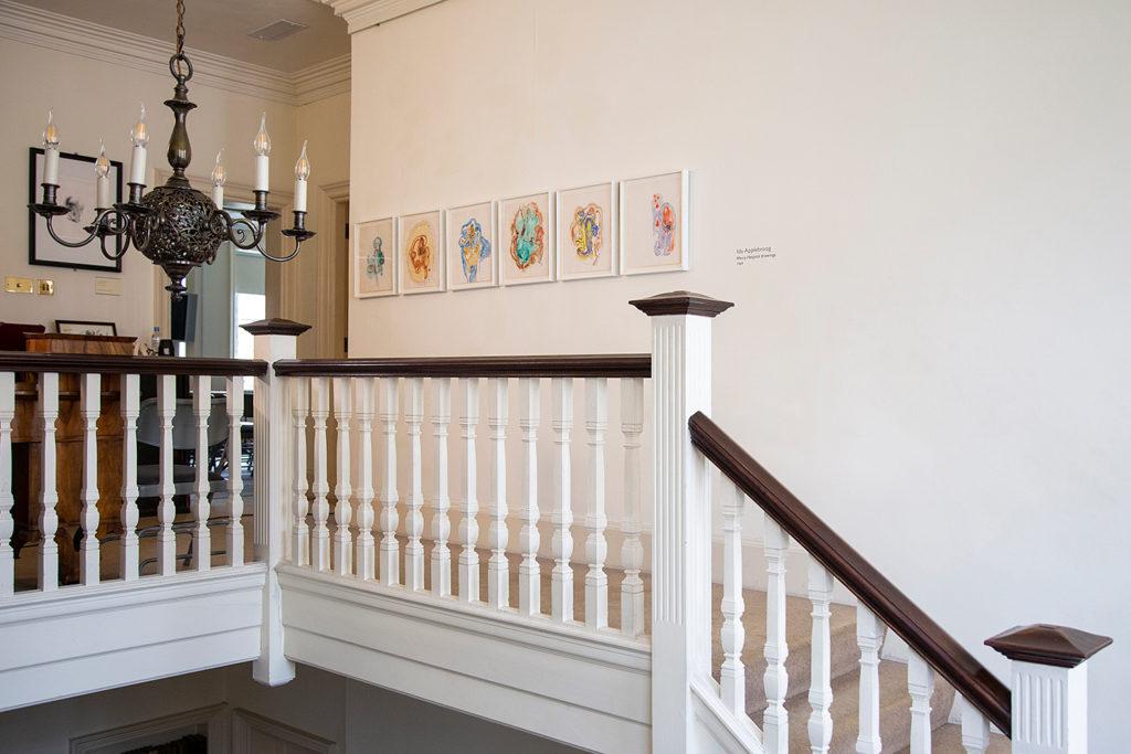 Ida Applebroog Mercy Hospital Freud Museum