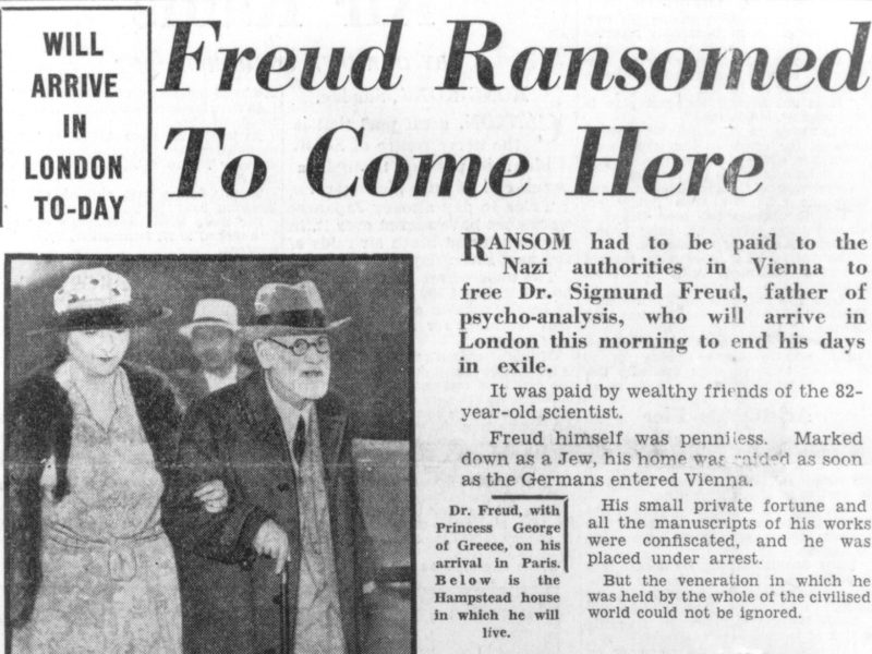 Freud's English Home