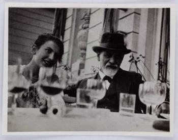 Freud and Anna