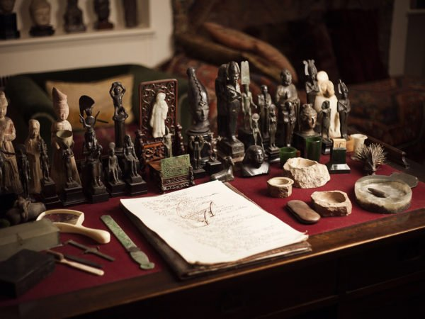 Freud's Chinese Collection