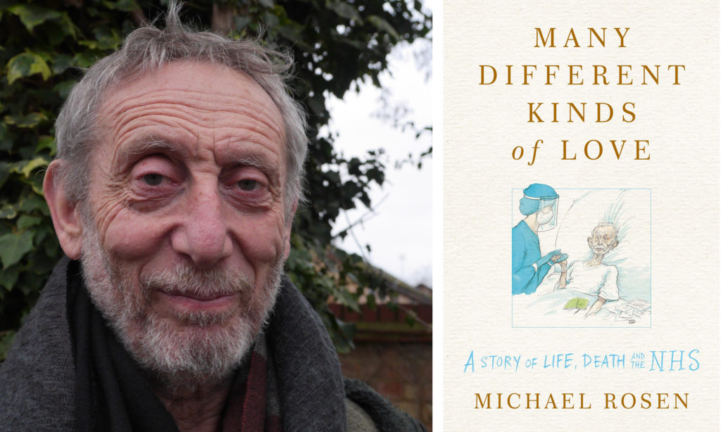 Michael Rosen Many Different Kinds of Love