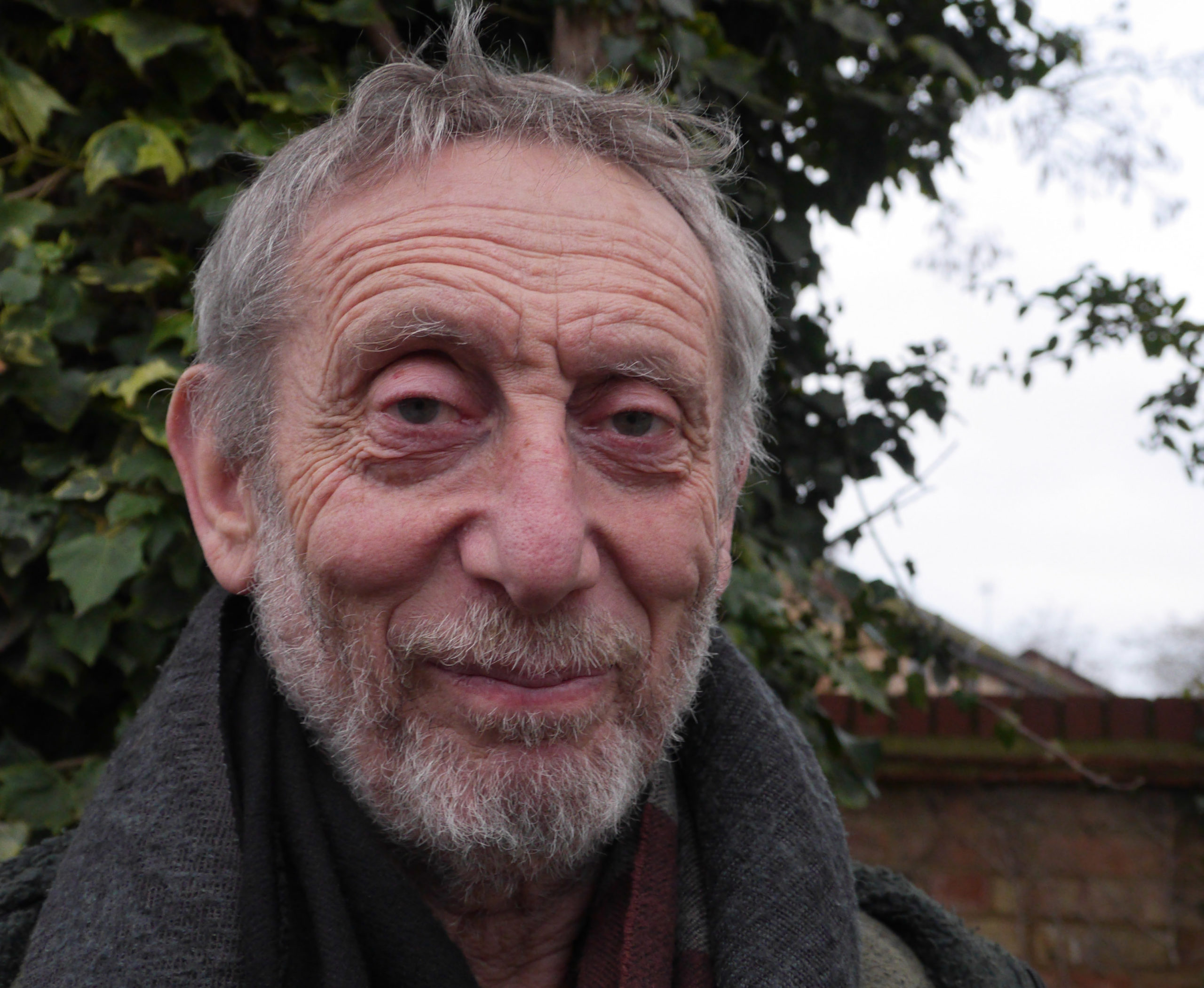 Michael Rosen in Discussion: A Dream of Covid and Recovery